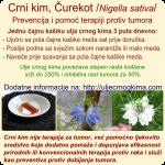 ulje crnog kima protiv tumora i kancera